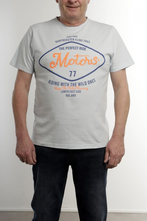 Tee-shirt avec marquage