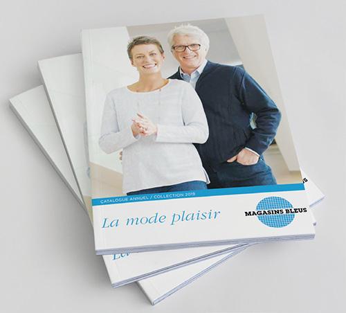 Catalogue Magasins Bleus