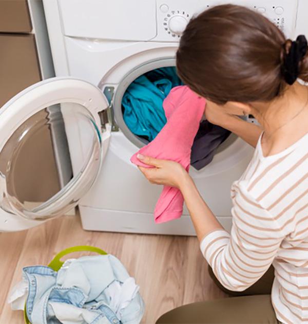 test de lavage